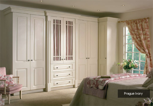 Fitted Bedroom And Fitted Wardrobe Door Styles