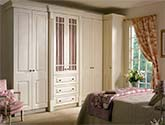 Prague Ivory Fitted Bedroom