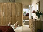 Tuscany Light Tiepolo Fitted Bedroom