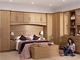 Tuscany Lissa Oak Fitted Bedroom