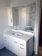 Bathroom and Vanity Unit