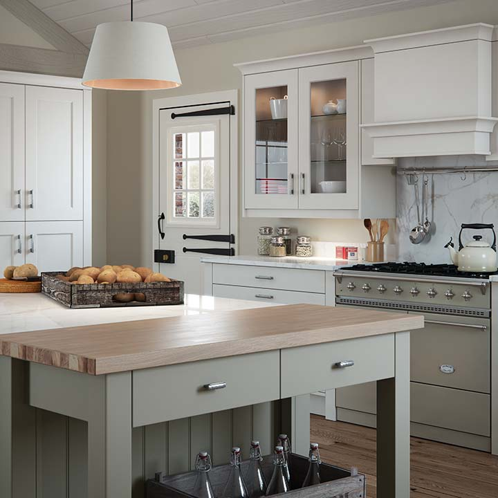 Donegal fitted kitchens derry for Fitted kitchen designs